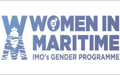 Low presence of women in the maritime sector